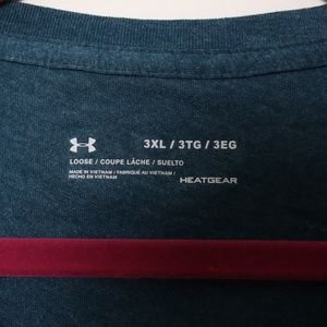 Under Armour Shirts - Under Armour | Heatgear Heather Active Tee 3x